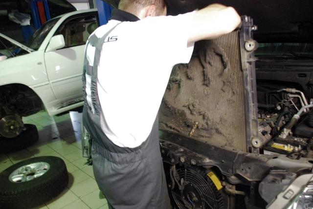 Промывка кондиционера автомобиля своими руками