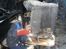 Сварка радиаторов автомобилей аргоном