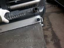 Ремонт радиаторов охлаждения и кондиционирования